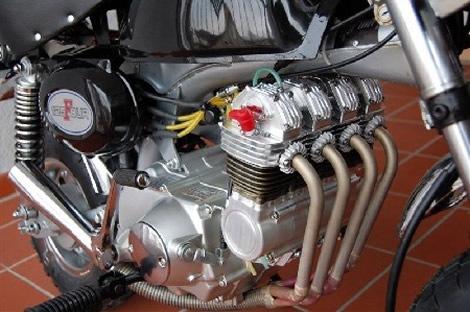Yamaha s'intéresserait à la motorisation trois cylindres ? » AcidMoto.ch, le